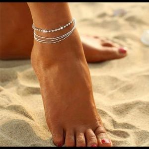 Jewelry - Bright Stone Anklet